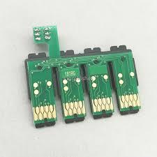 chip resetter epson xp 305 factory price 1pcs t1801 t1802 t1803 t1804 ciss combo chip for epson
