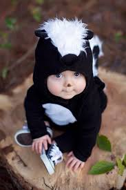 Panda Halloween Costume Baby 25 Skunk Costume Ideas Baby Halloween