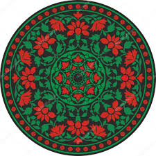 indian traditional design patterns
