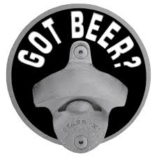 jeep beer tire cover bottle opener next to tailgate