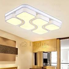 Yellow Ceiling Lights Integrated Lighting Unique Rectangle Flush Mount Ceiling Lights
