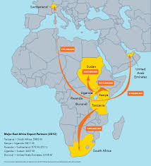 Rwanda Africa Map by East Africa U0027s Trade And Investment Trends State Of East Africa