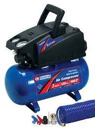 amazon com campbell hausfeld fp2048 2 gallon air compressor and 8