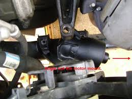 2004 toyota camry motor mount camry front end clunking motor mount replacement axleaddict