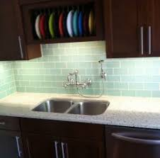 Glass Tile Backsplash Install by Interior Popular Kitchen Backsplash Glass Tile Glass Subway Tile