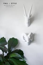 Rabbit Home Decor New Home Decor For Fall With Target Copycatchic