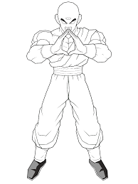 tien art simple dbzartist94 deviantart