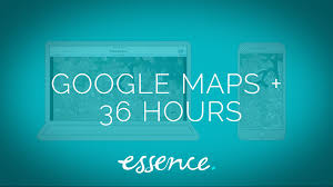 Google Maps Nyc Subway by Google Maps The New York Times U0027 36 Hours Youtube