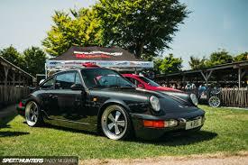 stanced porsche 911 widebody is the best 911 a narrow 911 speedhunters