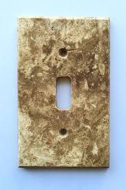 travertine light switch plates wall plate switch plate