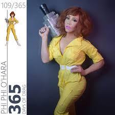 April Neil Halloween Costume 109 365 365daysofdrag