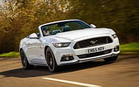Top Muscle Cars - ford reviews