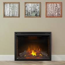 Napoleon Electric Fireplace Napoleon Bef40h Electric Fireplace Ascent Series