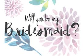 bridesmaid invitations template free watercolor bridesmaid printable free state