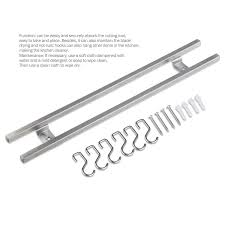 new 16 inch stainless steel magnetic kitchen knife holder bar