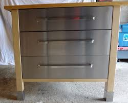 ikea kitchen island with drawers ikea kitchen island with drawers stainless steel made cabinets varde