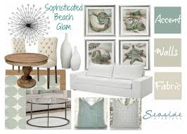 seaside interiors condo renovations and design board