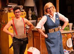 AMERICAN THEATRE Taylor Macs Hir Just Your Average Kitchen - Kitchen sink drama plays