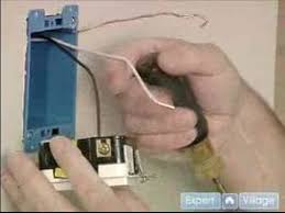 how to install electrical outlets installing the ground fault