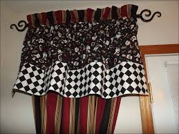 Valances For Kitchen Kitchen Waverly Imperial Dress Valance Valance Curtains For
