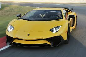 Lamborghini Aventador Off Road - 2016 lamborghini aventador lp 750 4 superveloce first drive review