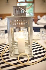 Wedding Centerpiece Lantern by My Wedding Centerpiece Nautical Candice Bleicken Pinterest
