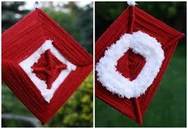 god s eye ornament for canada day happy hooligans