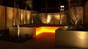 garden 2017 garden lighting modern backyard lighting garden wall
