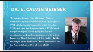 a brief history of oneness pentecostalism youtube
