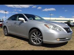 2008 lexus es 350 review pre owned silver 2008 lexus es 350 ultra premium package in depth