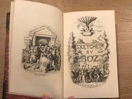 charles dickens sketches by boz 1874 catawiki