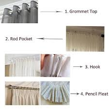 Linen Voile Curtain Fabric Voile Curtains For Living Room 3 Meters Modern Tulle Window