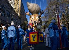 macy s thanksgiving day parade 2017 photos nj