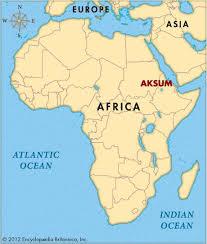 Location Of The Ottoman Empire by Aksum Ancient Kingdom Africa Britannica Com