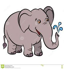 animated elephant pictures for kids