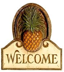 13 ways to use pineapples in home decor celebrate u0026 decorate