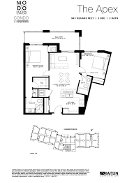 Apex Floor Plans by Floorplans Modo