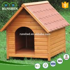 easy moved backyard dog kennel buildings wooden dog house with