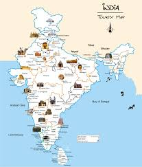Jaipur India Map by India Tourism Map