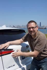 lexus nx 300h kofferraumvolumen erste fahrt im lexus nx kompakter luxus blick