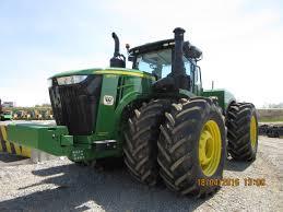 570 hp john deere 9570r scraper special tractor jd construction