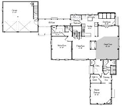 one house floor plans one barn house floor plan 3 unique interpretations of the great room