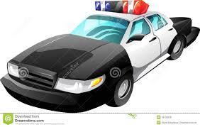 cartoon police car royalty free stock photos image 18132878