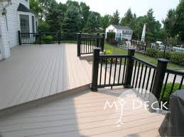 railing installation services my deck central new jersey area