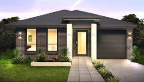 Single Story Houses Single Story Home Builders Sydney The Best One Level House Designs