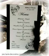 decoration mariage noir et blanc mariage noir et blanc décoration décoration mariage