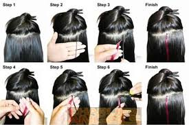 hairstyles for bead extensions how to put in beaded hair extensions gallery hair extension
