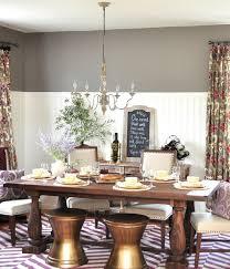 dining room makeover playuna