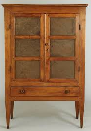 lot 284 middle tennessee walnut pie safe