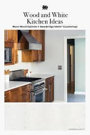 wood kitchen cabinets with white countertops refine define wood cabinets with white countertops